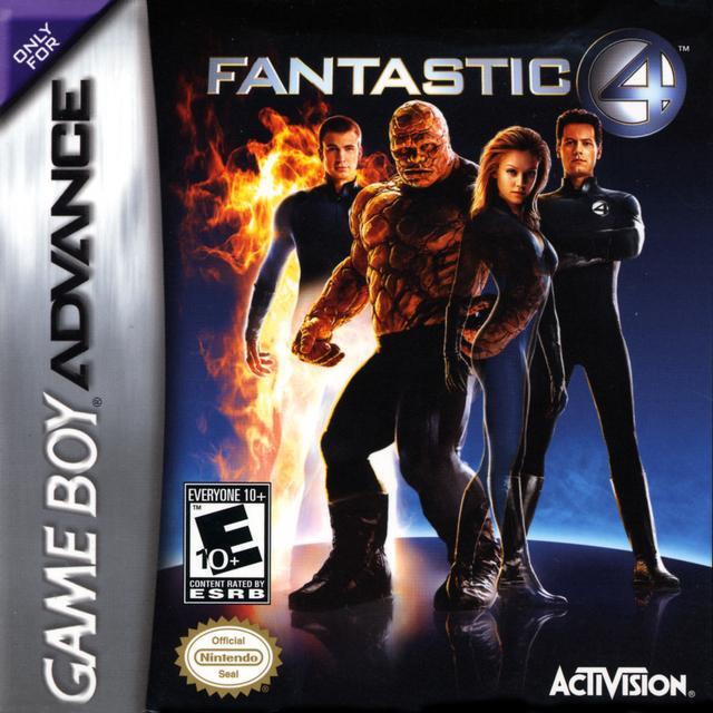 Игру Fantastic Four
